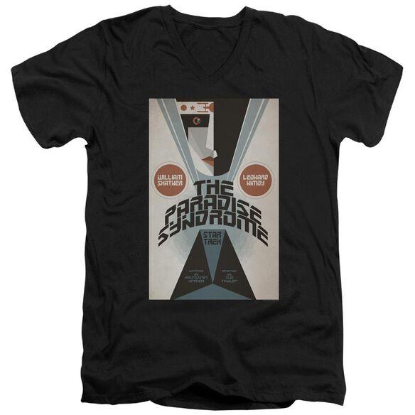 Star Trek Tos Episode 58 Short Sleeve Adult V Neck T-Shirt