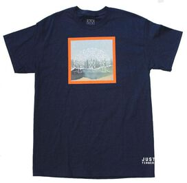 Justin Timberlake Man of the Woods Navy Photo T-Shirt