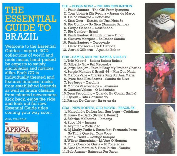 Essential Guide To Brazil