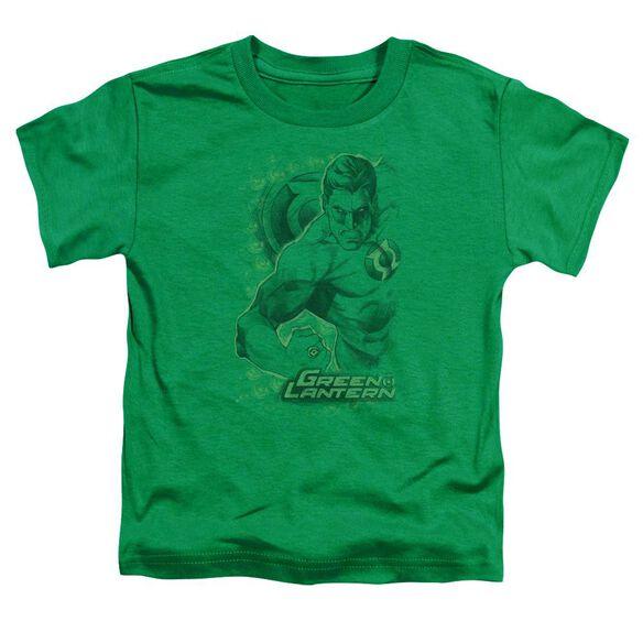 Dc Pencil Energy Short Sleeve Toddler Tee Kelly Green Sm T-Shirt