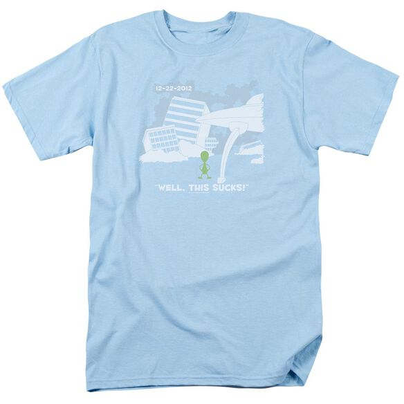 Late To The Party Short Sleeve Adult Light T-Shirt
