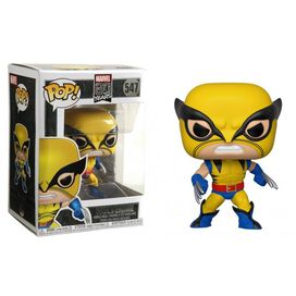 Funko Pop!: Marvel 80th - Wolverine [First Appearance]