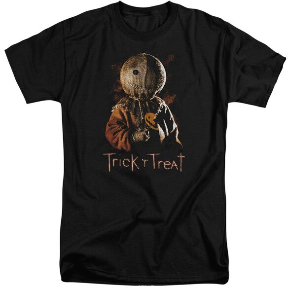 Trick R Treat Sucker Short Sleeve Adult Tall T-Shirt