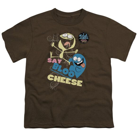 Foster's Dancing Friends Short Sleeve Youth T-Shirt