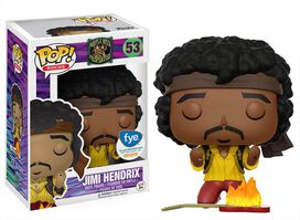 Funko Pop! Rocks: Exclusive Jimi Hendrix