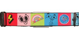 Gumball Color Boxes Seatbelt Belt