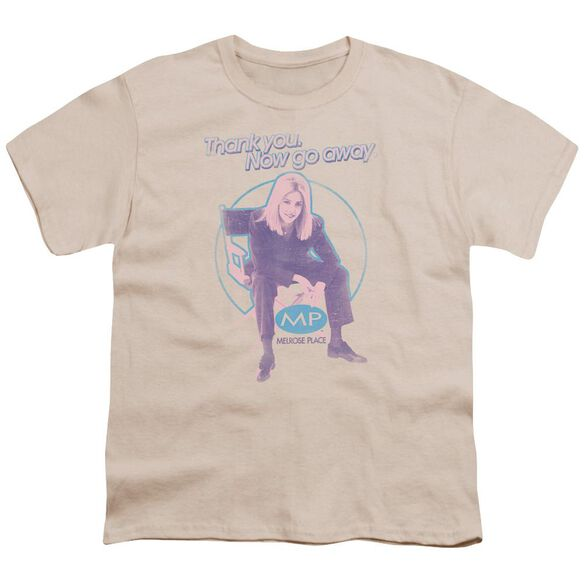 Melrose Place Love Amanda Short Sleeve Youth T-Shirt