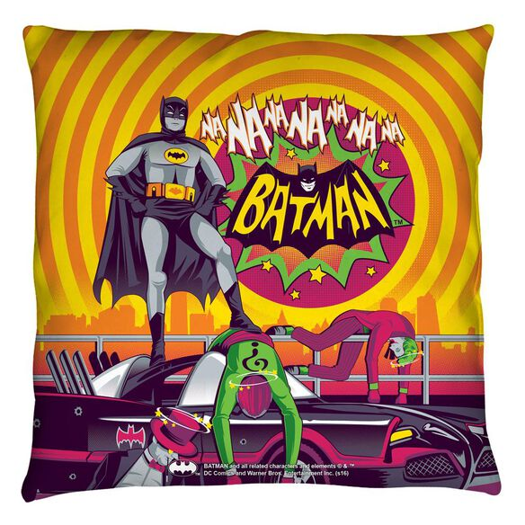 Batman Classic Tv Batman Wins Again Throw