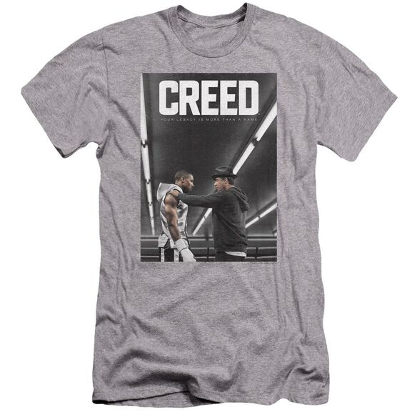 Creed Poster Premuim Canvas Adult Slim Fit Athletic