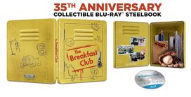 The Breakfast Club [Exclusive Blu-ray Steelbook]