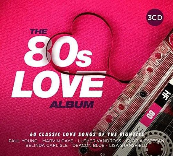 80 S Love Album / Various (Uk)