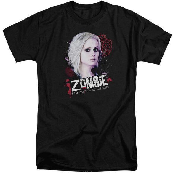 Izombie Take A Bite Short Sleeve Adult Tall T-Shirt