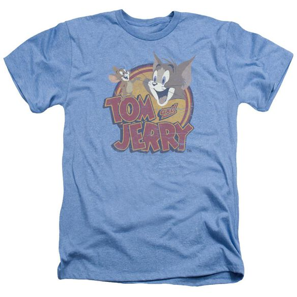Tom And Jerry Water Damaged Adult Heather Light