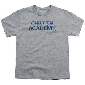 Gilmore Girls Chilton Academy Short Sleeve Youth Athletic T-Shirt
