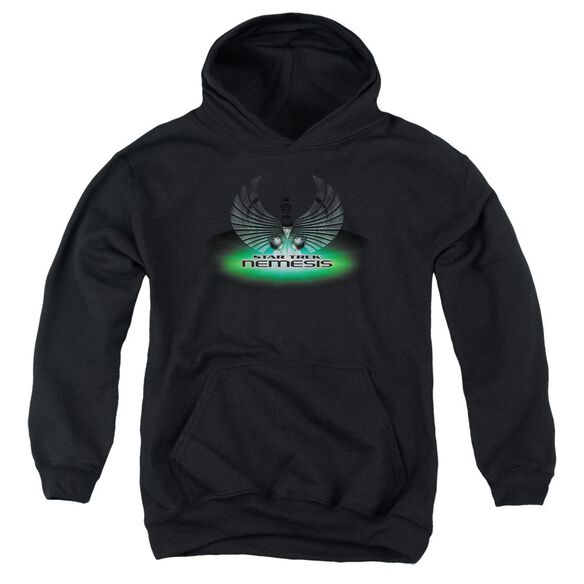 Star Trek Nemesis(Movie) Youth Pull Over Hoodie