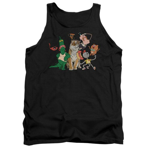 Uncle Grandpa Group Adult Tank