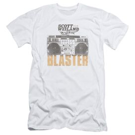 Scott Weiland Blaster Short Sleeve Adult T-Shirt