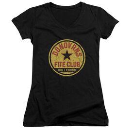 Ray Donovan Fite Club Junior V Neck T-Shirt
