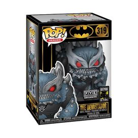 Funko Pop!: Batman Devastator [80th Anniversary Edition]