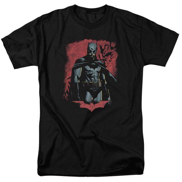 Batman Begins Dead Town Short Sleeve Adult T-Shirt
