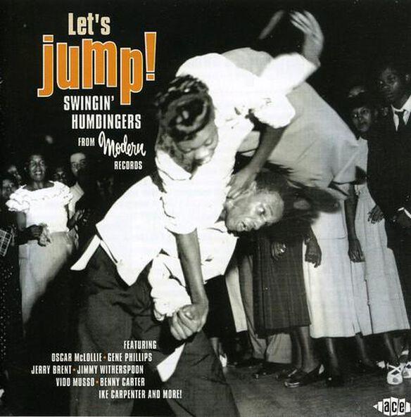 Let's Jump Swingers & Humdingers From Modern Rec
