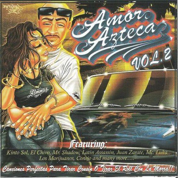 Amor Azteca 2