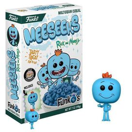 Rick & Morty Meeseeks FunkO's Cereal