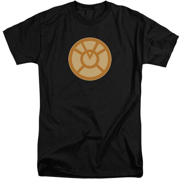 Green Lantern Orange Symbol Short Sleeve Adult Tall T-Shirt
