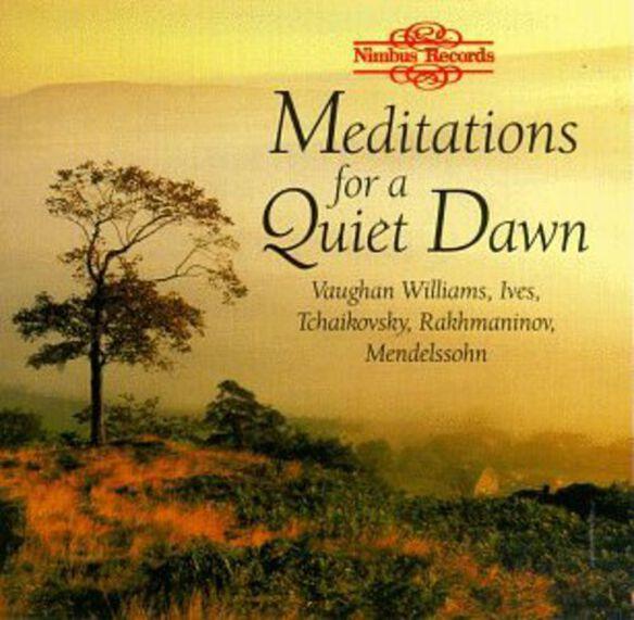 Various Artists - Meditations for a Quiet Dawn / Various