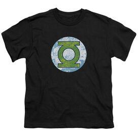 Dco Gl Neon Distress Logo Short Sleeve Youth T-Shirt