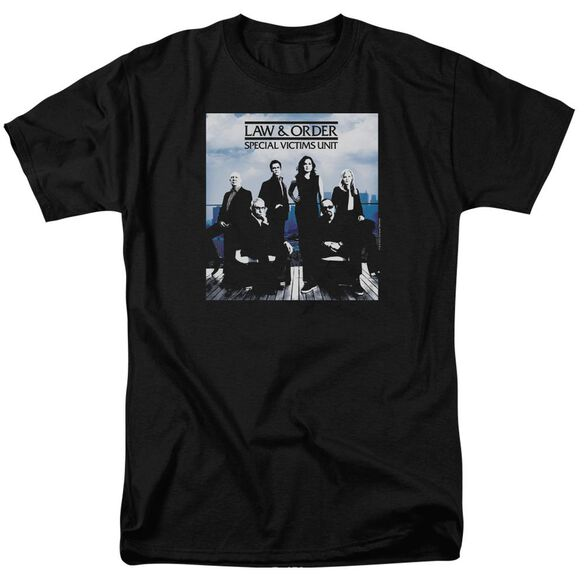 Law And Order Svu Crew 13 Short Sleeve Adult T-Shirt