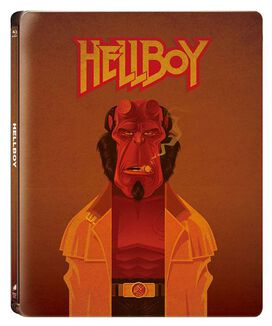 Hellboy [Blu-ray Steelbook]