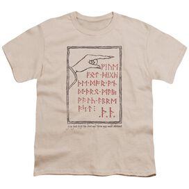 The Hobbitback Door Short Sleeve Youth T-Shirt