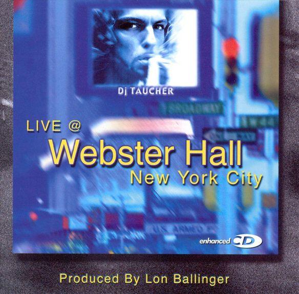 Webster Hall Live With Dj