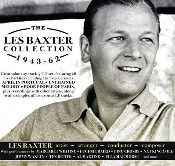 Les Baxter - Collection 1943-62
