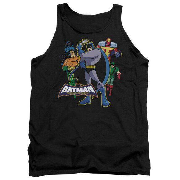 Batman Bb Waiting Adult Tank