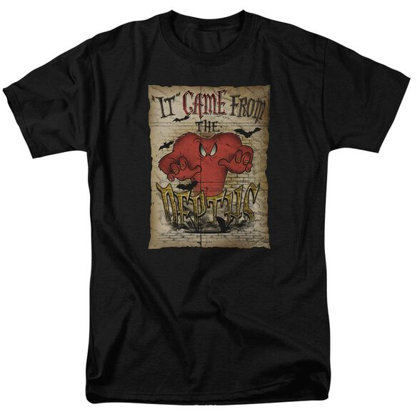 Looney Tunes The Depths Short Sleeve Adult T-Shirt