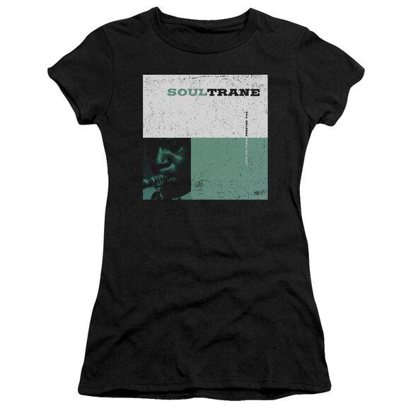 John Coltrane Soultrane Short Sleeve Junior Sheer T-Shirt
