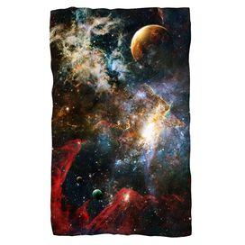 Galactic Fleece Blanket