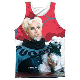 Zoolander Mugatu Adult 100% Poly Tank Top