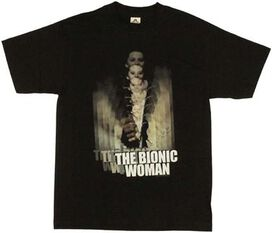 Bionic Woman Run T-Shirt