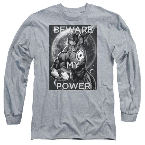 Dc Power Long Sleeve Adult Athletic T-Shirt