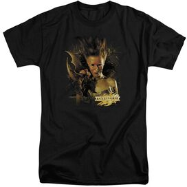 Mirrormask Queen Of Shadows Short Sleeve Adult Tall T-Shirt