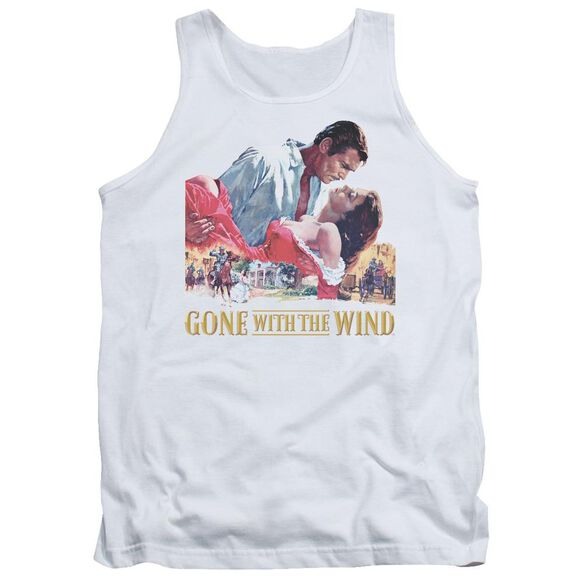 Gone With The Wind On Fire Adult Tank