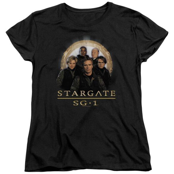 Sg1 Sg1 Team Short Sleeve Womens Tee T-Shirt
