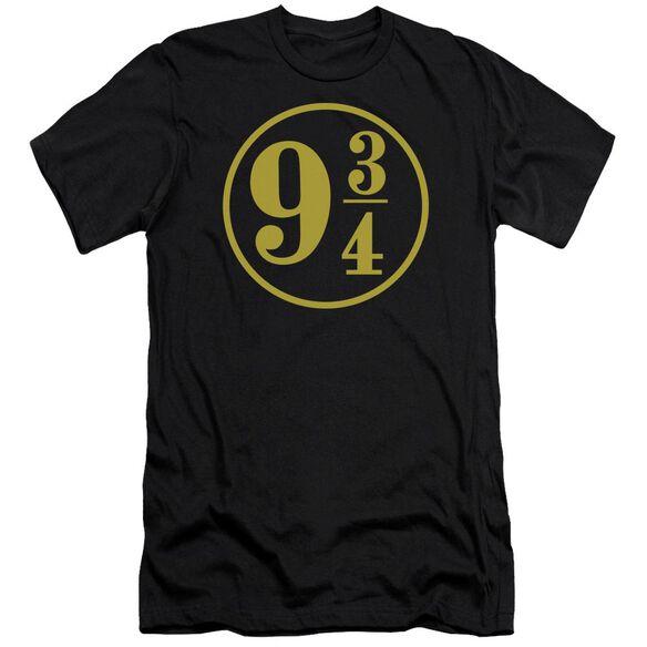 Harry Potter 9 3 4 Short Sleeve Adult T-Shirt