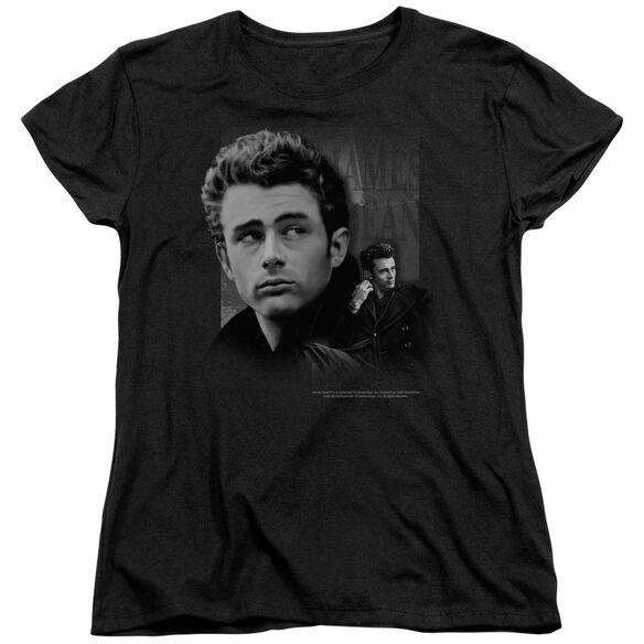 Dean Not Forgotten Short Sleeve Womens Tee T-Shirt