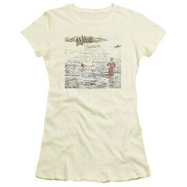 Genesis Foxtrot Short Sleeve Junior Sheer T-Shirt