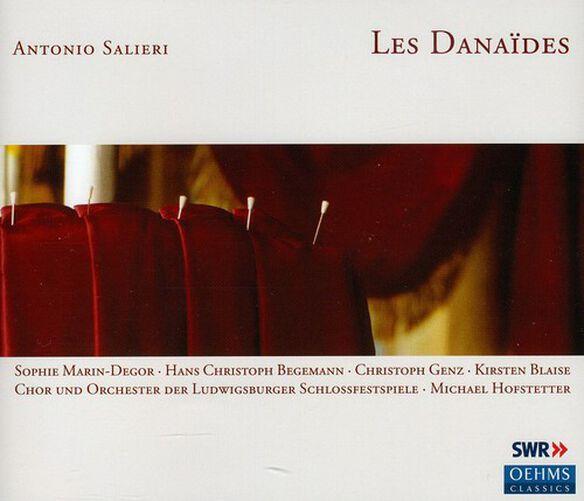 Michael Hofstetter - Les Danaides