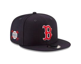 New Era MLB Boston Red Sox Game of Thrones 9FIFTY Snapback Hat